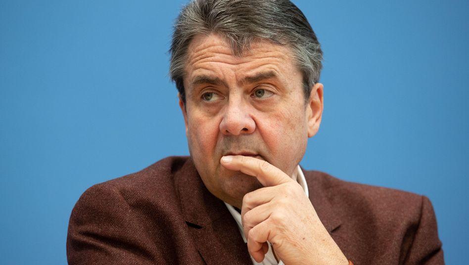 Sigmar Gabriel: Er war Vizekanzler, Außenminister, Wirtschaftsminister, Umweltminister und Vorsitzender der SPD. Nun will er in den Aufsichtsrat bei der Deutschen Bank