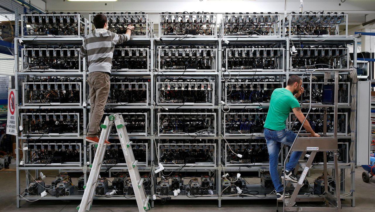 Blockchain-Forscher: »Der Bitcoin braucht so viel Strom wie Norwegen« - DER SPIEGEL