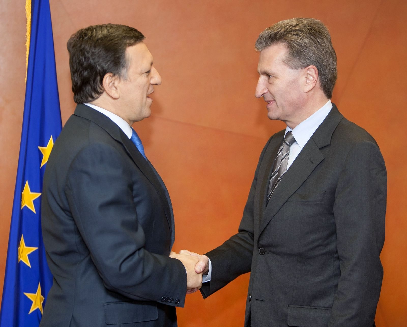 Oettinger / Barroso