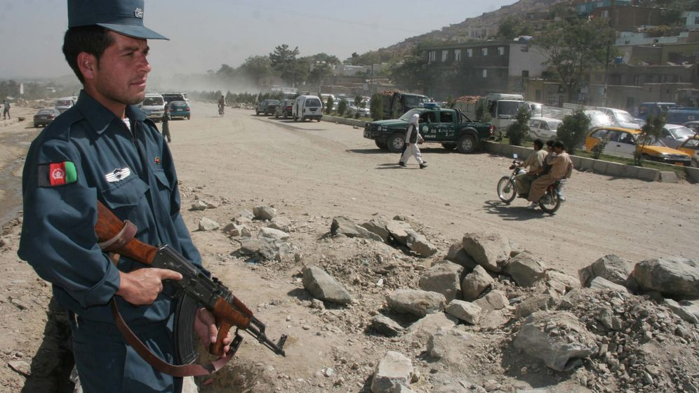 Photo Gallery: Kabul's Keystone Kops