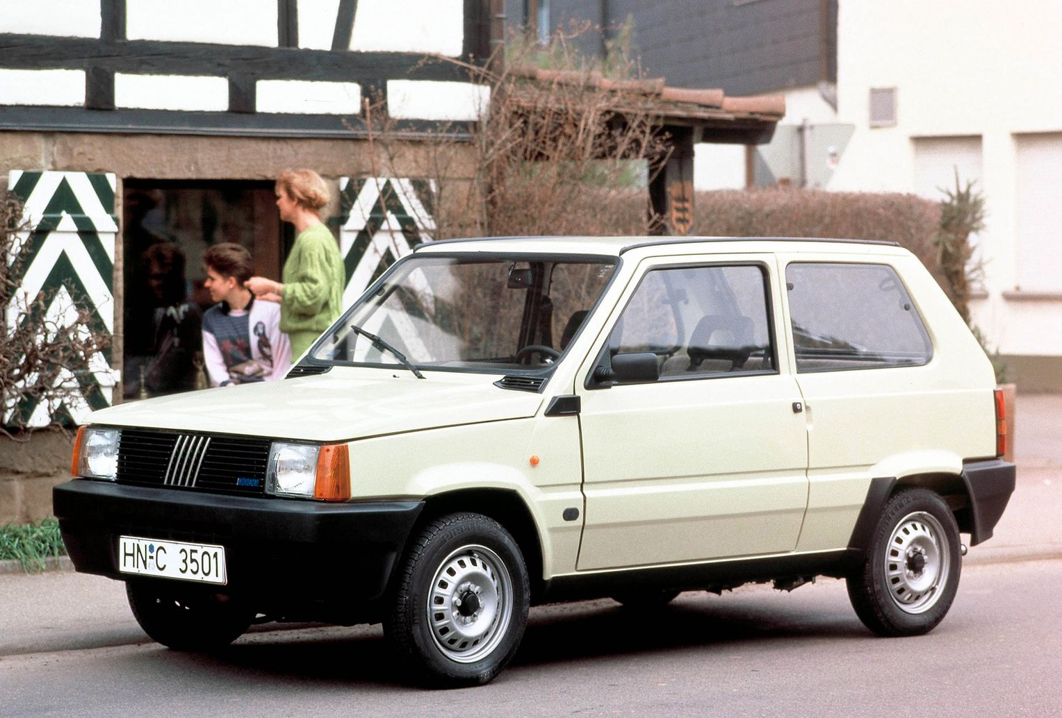 Fiat Panda Als Gunstiger Oldtimer Der Spiegel