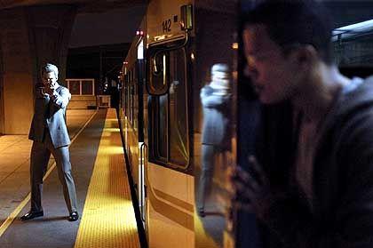 """""""Collateral""""-Kontrahenten Cruise, Foxx: Für wenige Minuten ein Actionfilm"""