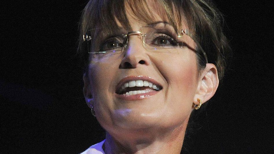 Republikanerin Palin: Barmittel von mehr als einer Millionen Dollar