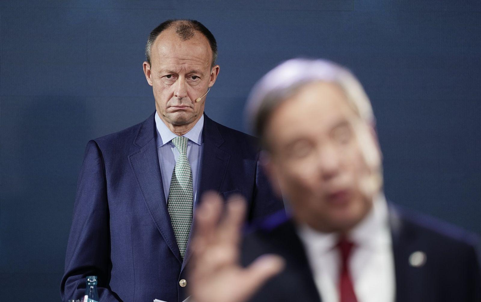 Junge Union Talk zum CDU-Vorsitz