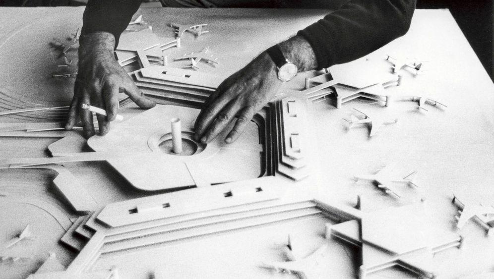 Architekt Paul Schneider-Esleben: Der Nerv der Nachkriegszeit