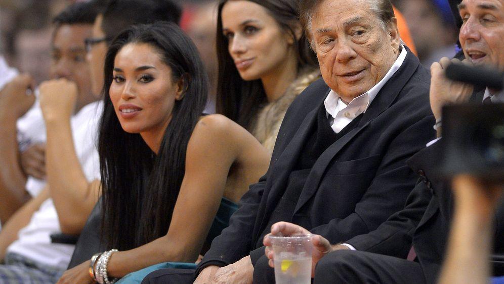 Donald Sterling: NBA-Teambesitzer in der Kritik