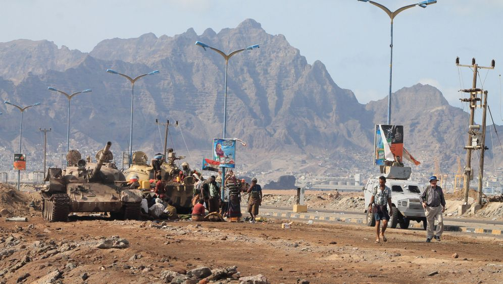 Photo Gallery: The Saudi Military Operation in Yemen