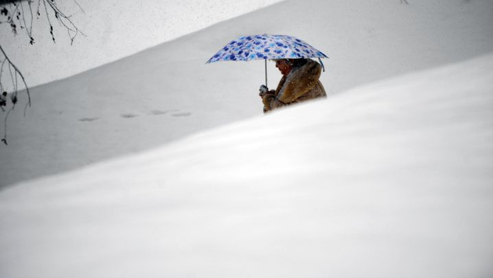 Photo Gallery: The Cold Snap That Won't Quit
