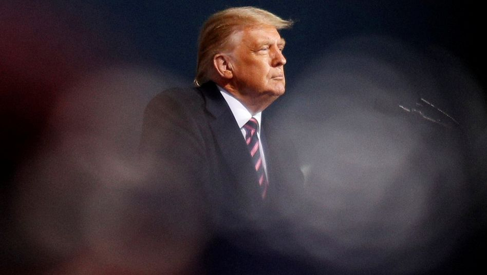 Donald Trump am 18. September 2020