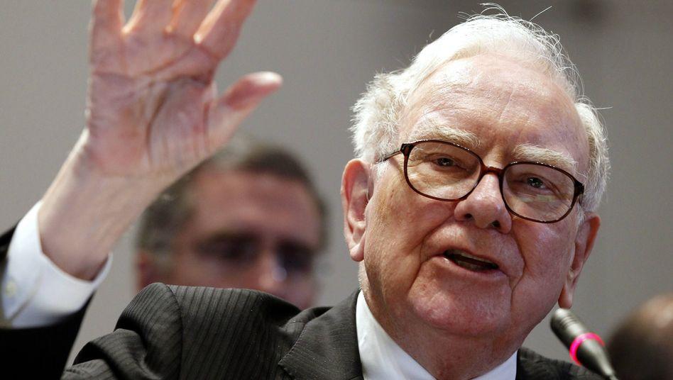 Investor Warren Buffett: Freunde in herausgehobenen Positionen