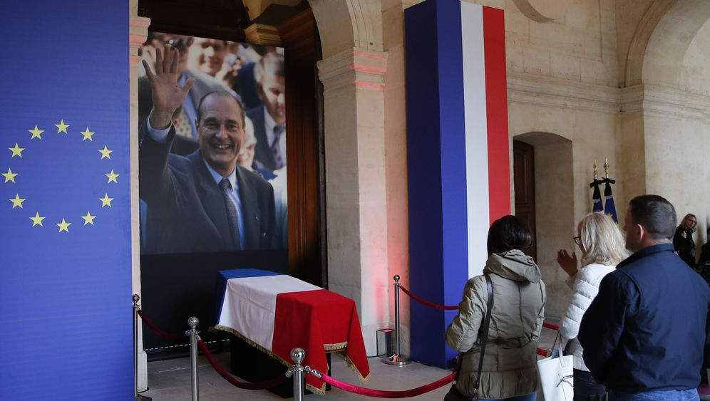 Trauerfeier für Chirac: Abschied von einem Staatmann