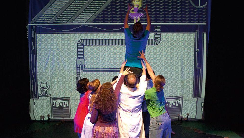 Games und Theater: Vorhang auf, press Start