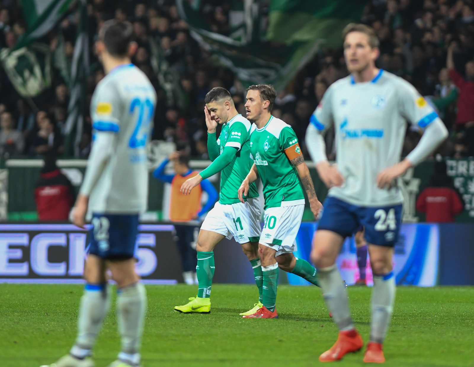 Schalke Werder