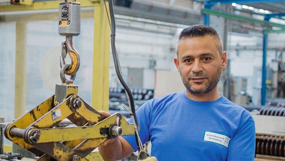 """Arbeitnehmer Alabojumaa: """"Ich wollte ein wenig mehr Zeit für meine Familie"""""""
