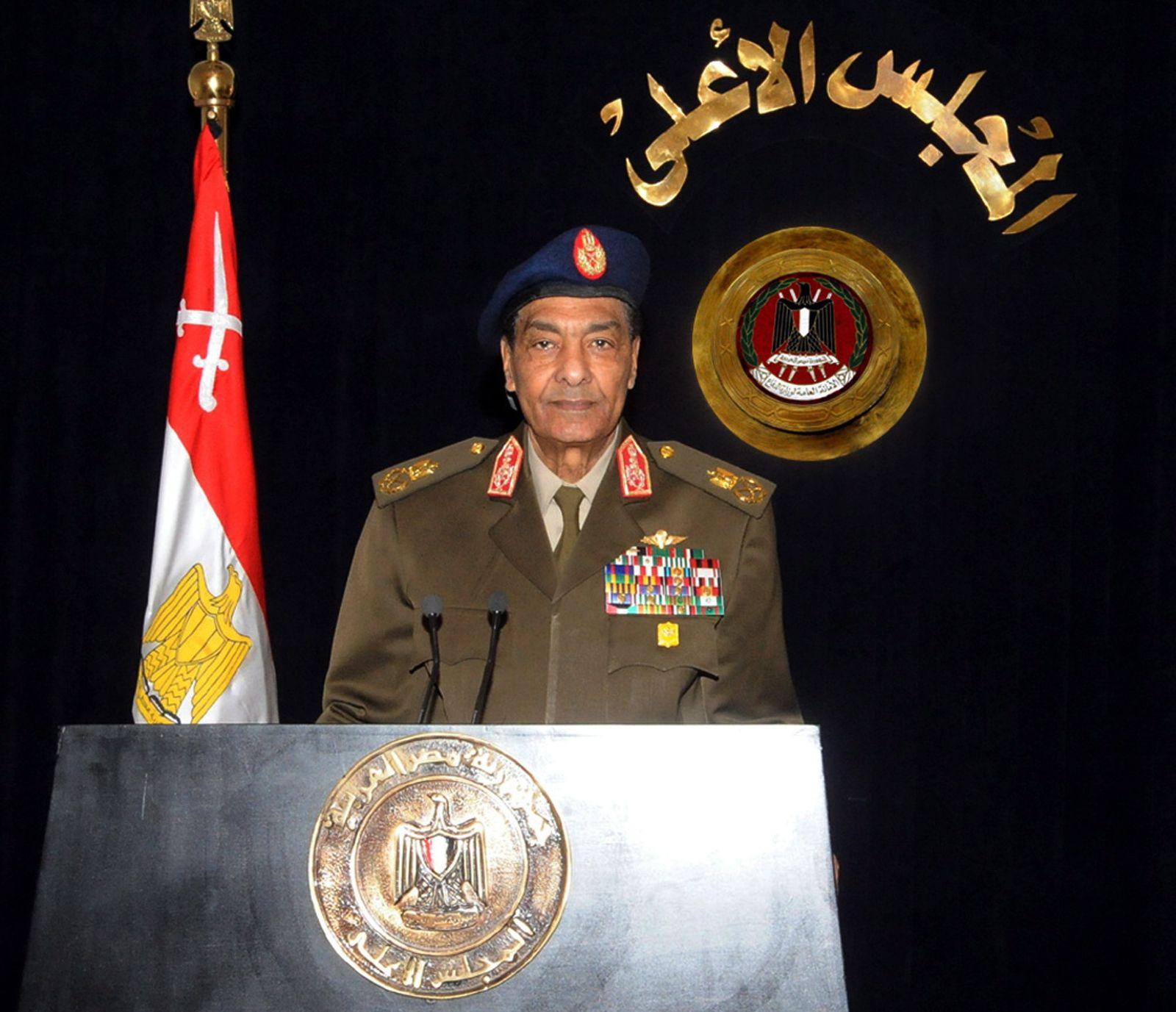 Feldmarschall Hussein Tantawi