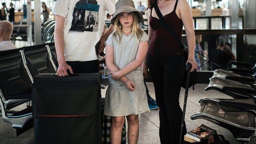 Passagierin Brüggemann mit Kindern »Es hat einfach niemanden interessiert«