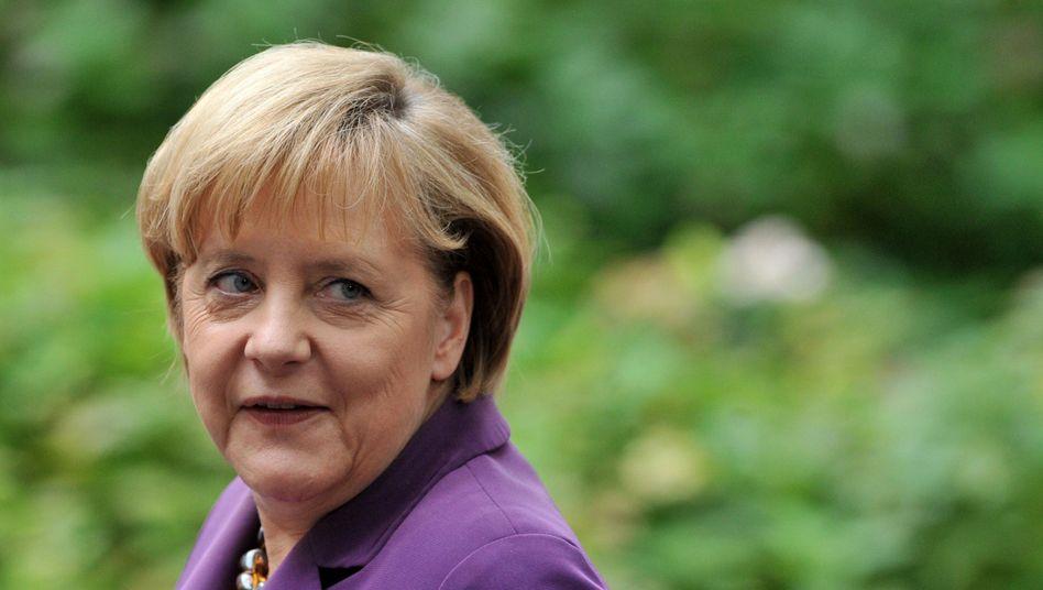 Kanzlerin Merkel: Zuwanderern wirklich eine Chance geben