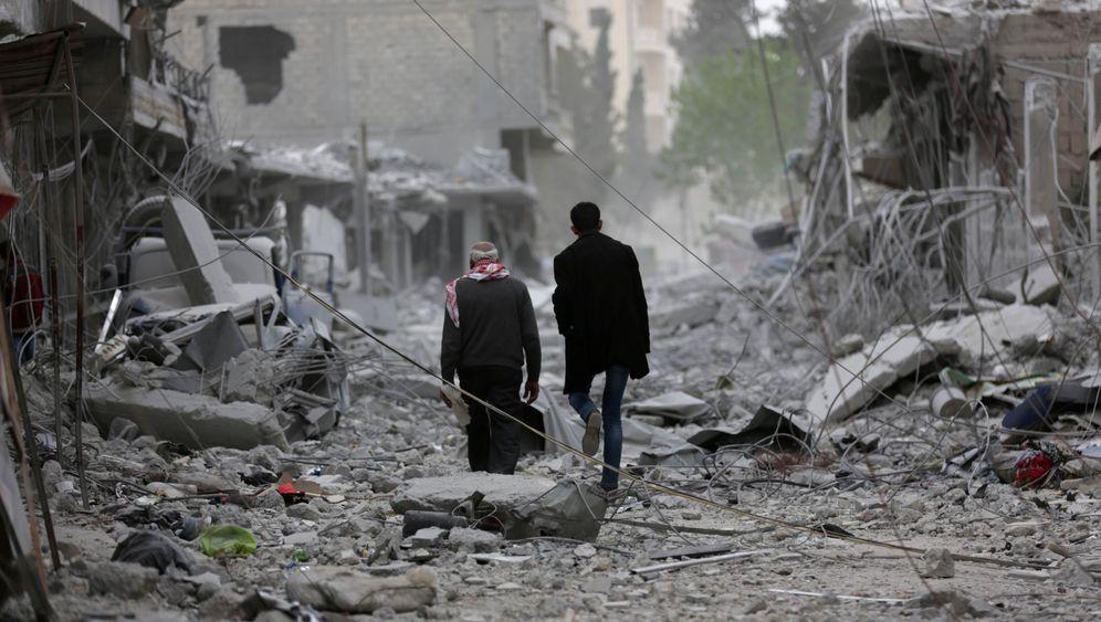Afrin unter türkischer Herrschaft: Bangen in der Trümmerstadt