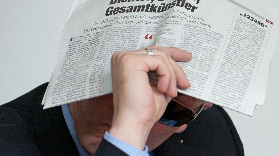 Norbert Weidner: Er soll 2400 Euro bezahlen, weil er Bonhoeffer verunglimpft hat