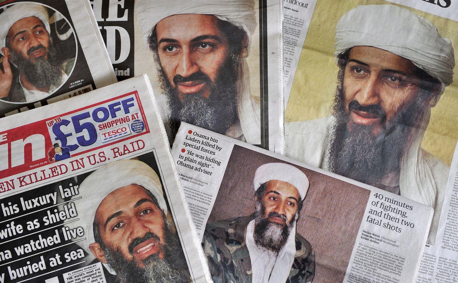 Rest in Pieces / Bin Laden