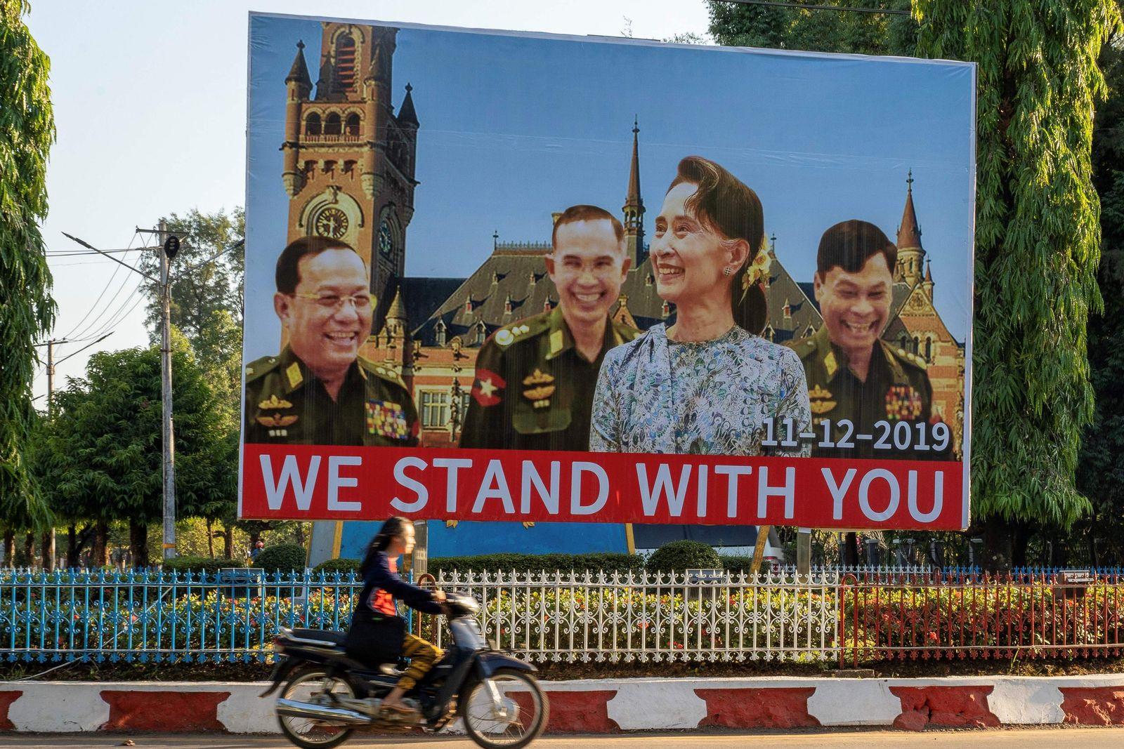 Myanmar/ Suu Kyi