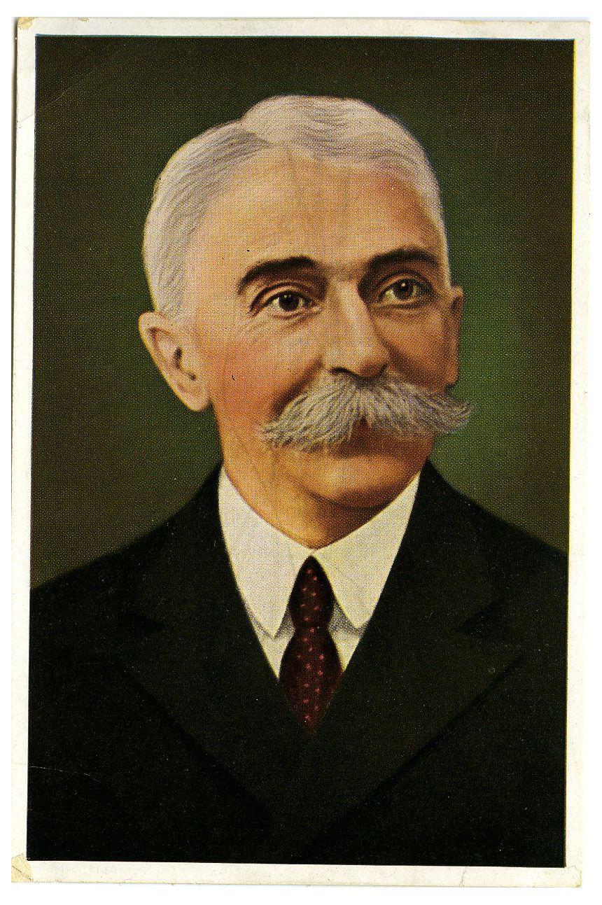 NUR FÜR EINESTAGES - Baron Pierre de Coubertin