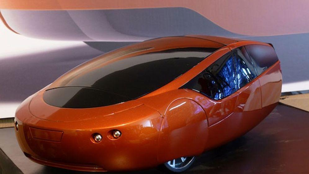 Urbee 2: Dieses Auto wird in 3 D gedruckt