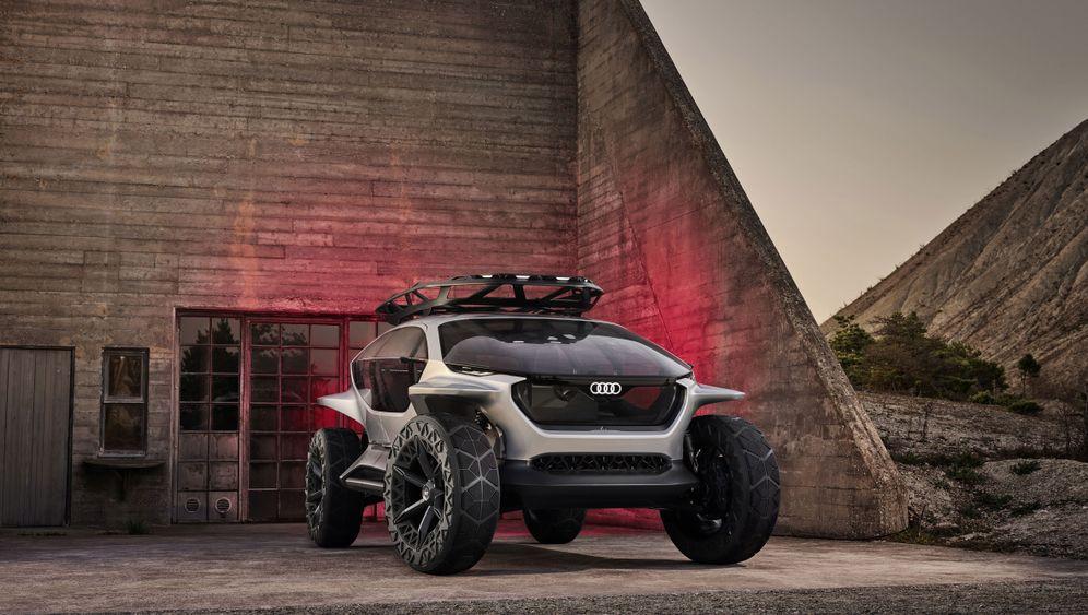 Audi Ai:Trail: Das Radikal-SUV