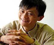 """""""Wie will man uns von außen beurteilen?"""": Jack Ma"""