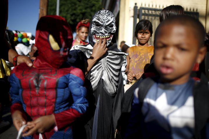 """Kein """"Süßes oder Saures"""", keine Partys: Los Angeles verhängt strenge Richtlinien für Halloween"""