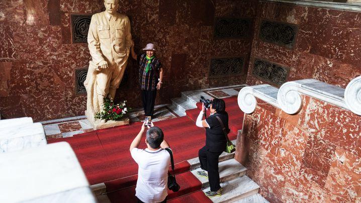 Stalin-Museum in Gori: Kommerz mit dem Diktator