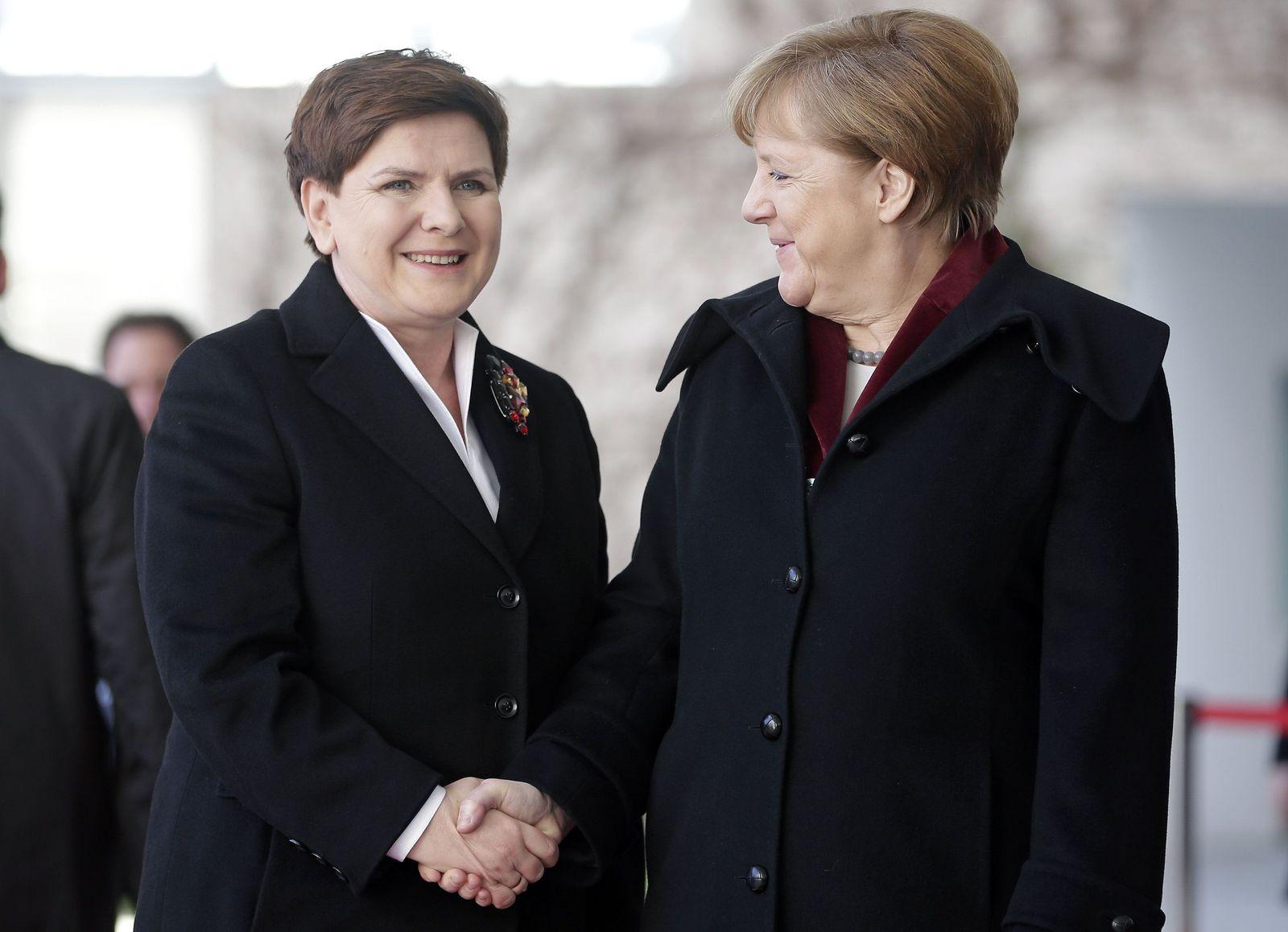 Merkel/ Szydlo