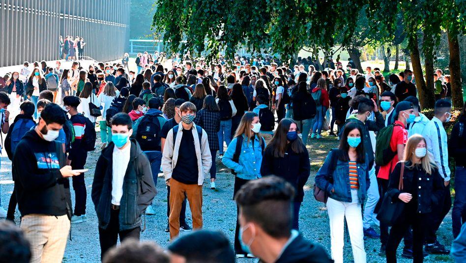 Schulbeginn in Frankreich: Wie kann man zur Normalität zurückkehren, wenn nichts normal ist?