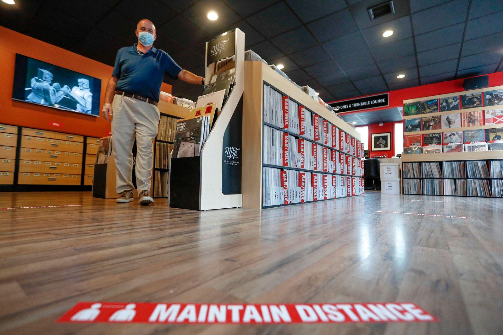Virus Outbreak Pennsylvania Developments