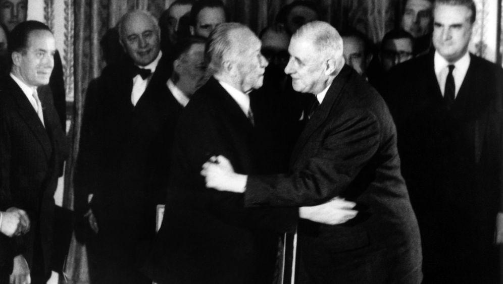 50 Jahre Élysée-Vertrag: Adenauers Alleingang