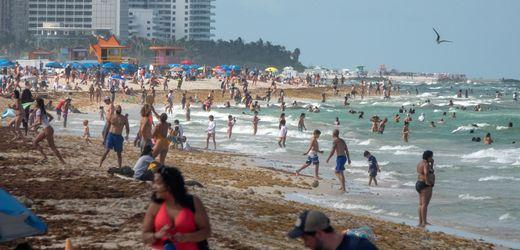 Coronavirus in Florida: