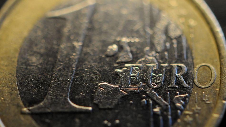 Deutsche Ein-Euro-Münze: Krisenjahr 2010