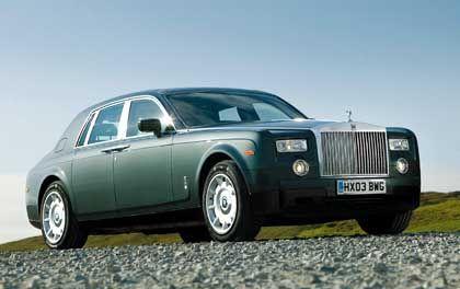 Phantom: Der erste Rolls-Royce von BMW