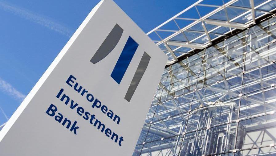 EIB-Gebäude in Luxemburg: Die Bank ist bislang der größte öffentlicher Geldgeber für Gasprojekte in der EU