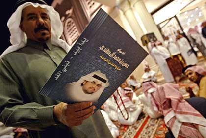 Flugblätter und Lammfleisch: Wahlen in Saudi-Arabien