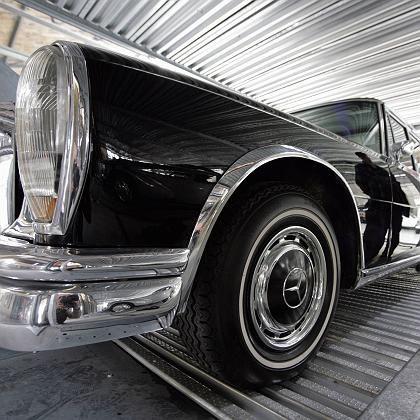 Breschnews Mercedes-600er-Limousine: Ein chromglänzender Traum für 103.600 Euro