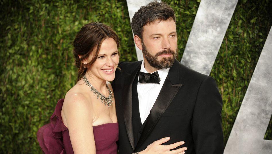 Da waren sie noch ein Ehepaar: Jennifer Garner und Ben Affleck im Februar 2013 auf einer Gala in Hollywood