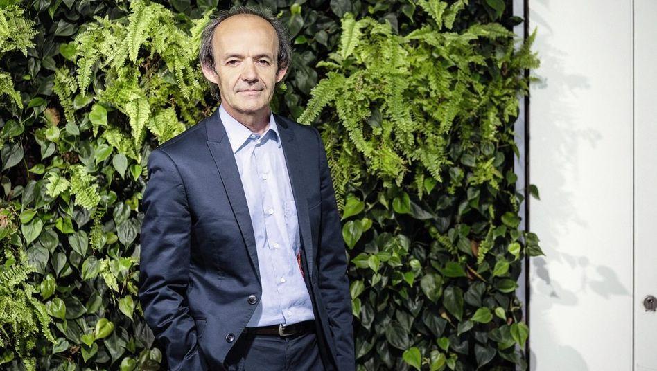 Projektleiter Kranz entwickelte mit seinem firmeninternen Thinktank den BMW i8. Projektleiter Kranz entwickelte mit seinem firmeninternen Thinktank den BMW i8.