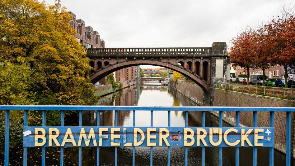 Brücken über Brücken: Hinter der Hamburger Hochbahnbrücke soll noch eine weitere gebaut werden, die laut Schwarzbuch nicht gebraucht wird