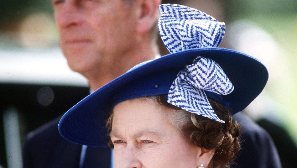 Die Queen im Jahr 1988: Klare Ansichten über Europa