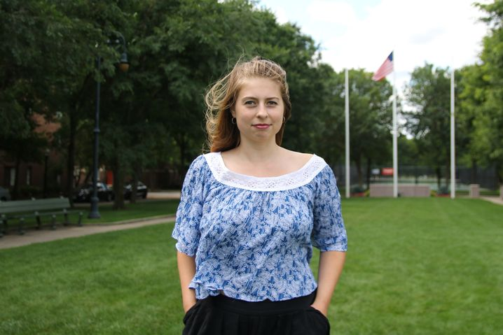 Sofie Karasek: In Berkeley sollte ein neues Leben beginnen