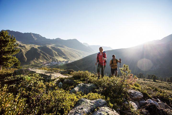 Innsbruck Trek: 60 Kilometer Rundweg
