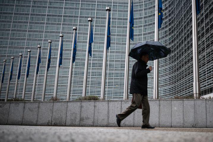 Die EU-Kommission in Brüssel ist ein Machtzentrum der Union