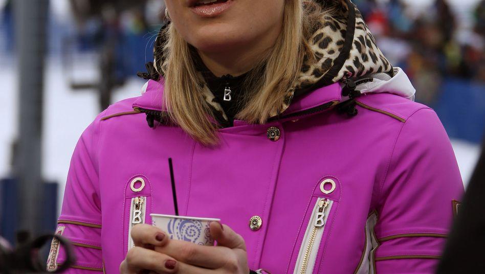 """Ex-Skistar Höfl-Riesch: """"Dürr die mit Abstand beste Slalomläuferin"""""""