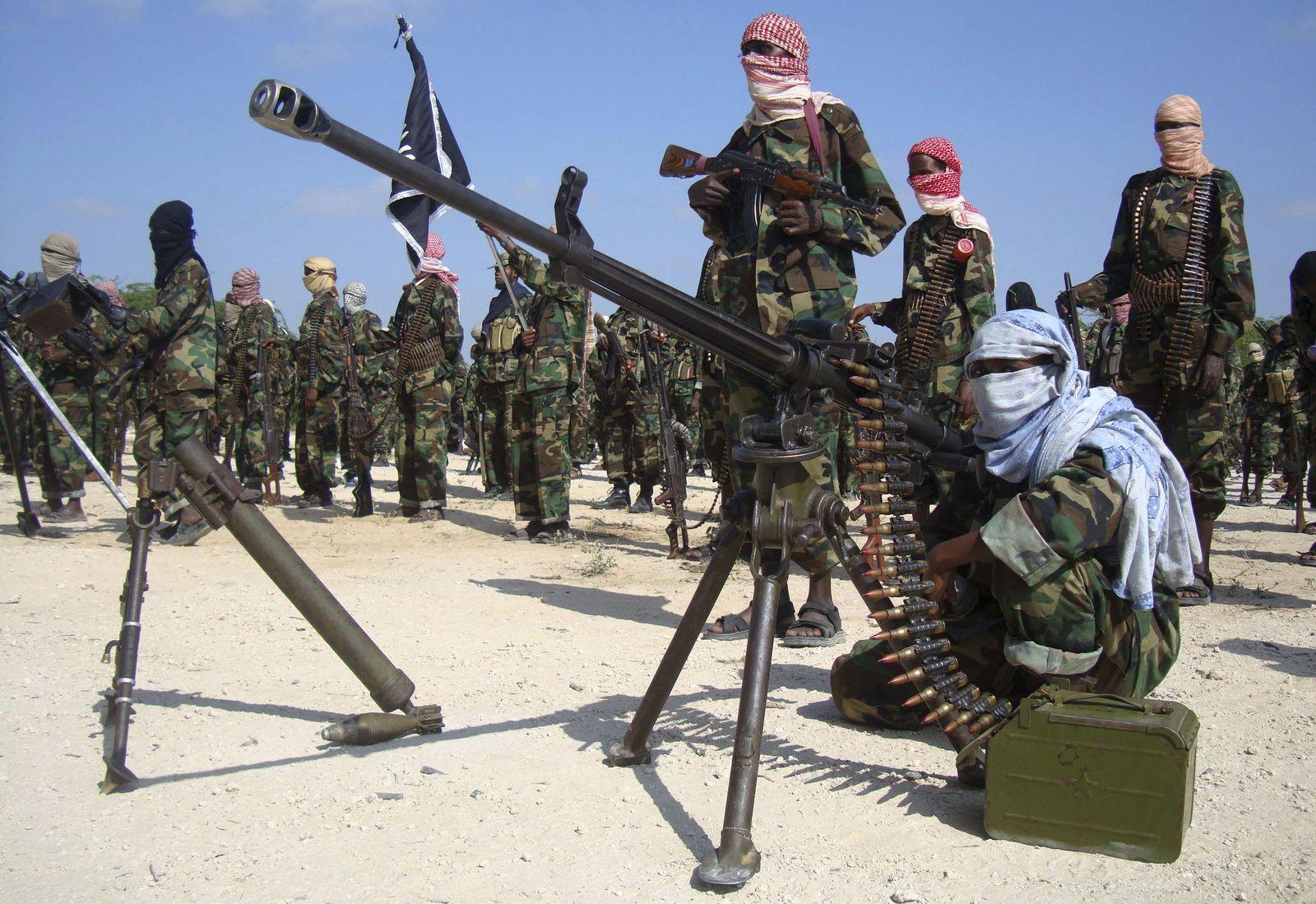 Somalia, al-Shabaab-Miliz